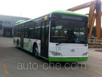 King Long XMQ6127AGCHEVN54 hybrid city bus