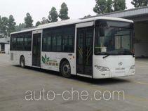 金龙牌XMQ6127AGBEVL型纯电动城市客车