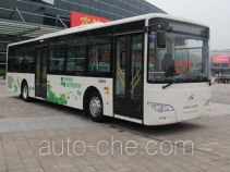 King Long XMQ6127AGCHEVD51 hybrid city bus