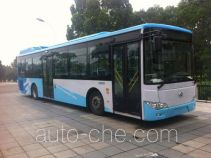 King Long XMQ6127AGCHEVD54 hybrid city bus