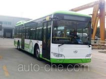 King Long XMQ6127AGCHEVN57 hybrid city bus