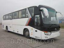 金龙牌XMQ6129HYPHEVD4型混合动力客车