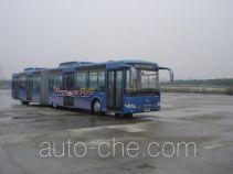 金龙牌XMQ6180AGD4型铰接城市客车