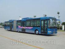 金龙牌XMQ6180G2型铰接城市客车