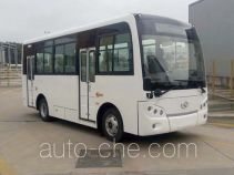 King Long XMQ6662AGBEVL electric city bus