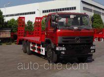 Yuanshou XNY5250TPBD4 flatbed truck