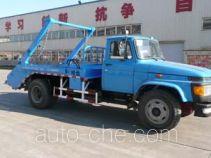 Hachi XP5093ZBB skip loader truck