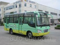 解放牌XQ6661SQ2型城市客车