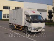 Jinnan XQX5040XXY4JX box van truck