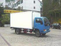 Jinnan XQX5041XXYD box van truck