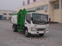 Jinnan XQX5060ZZZ self-loading garbage truck