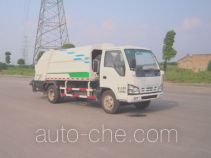 Jinnan XQX5070ZYS garbage compactor truck