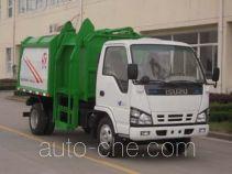 Jinnan XQX5070ZZZ self-loading garbage truck
