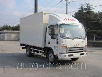 Jinnan XQX5080XYK4HFC wing van truck