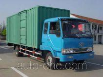 Jinnan XQX5086XXYL4H box van truck