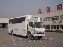 Jinnan XQX5100XYL4 medical vehicle