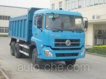 Jinnan XQX5250ZLJ3 dump garbage truck
