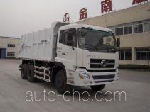 Jinnan XQX5250ZLJ4 dump garbage truck