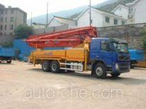 Jinnan XQX5300THB concrete pump truck