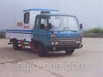Xishi XSJ5060XGC oil cleaning plant truck