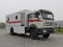 Xishi XSJ5122XYQ instrument vehicle