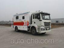 Xishi XSJ5130TQL hot oil (water) dewaxing truck