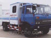 Xishi XSJ5141XGC oil cleaning plant truck