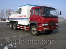 Xishi XSJ5141XGC1 oil cleaning plant truck