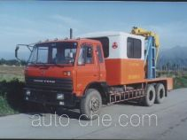 Xishi XSJ5183TCY well servicing rig (workover unit) truck