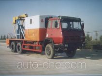 Xishi XSJ5195TCY well servicing rig (workover unit) truck