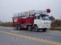 Xishi XSJ5291TXJ well-workover rig truck