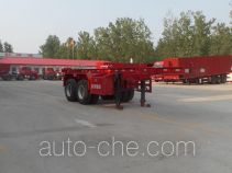 Nisheng XSQ9350TJZ container transport trailer