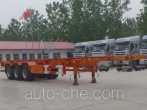 Nisheng XSQ9400TJZ container transport trailer