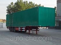 Nisheng XSQ9400XXYE box body van trailer