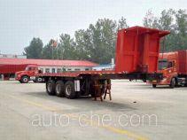 Nisheng XSQ9400ZZXPEJ flatbed dump trailer