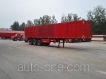 Nisheng XSQ9401XXY box body van trailer