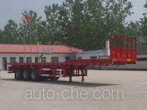 Nisheng XSQ9401ZZXP flatbed dump trailer