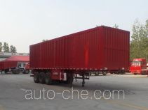 Nisheng XSQ9402XXY box body van trailer