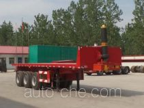Nisheng XSQ9402ZZXP flatbed dump trailer