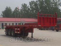 Nisheng XSQ9403ZZXP flatbed dump trailer
