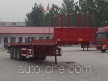 Nisheng XSQ9404ZZXP flatbed dump trailer