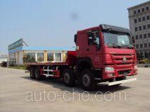 Tanghong XT3310ZZ46P flatbed dump truck