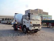 唐鸿重工牌XT5160GJBZZ38G5型混凝土搅拌运输车