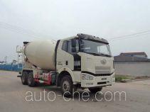 仙达牌XT5250GJBCA43N型混凝土搅拌运输车