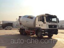 仙达牌XT5250GJBSD36G4型混凝土搅拌运输车