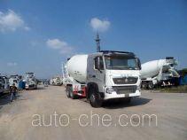 Tanghong XT5250GJBT740G4 concrete mixer truck