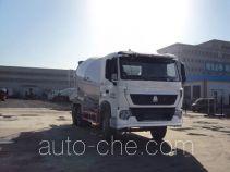 仙达牌XT5250GJBT743G4型混凝土搅拌运输车