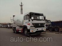 唐鸿重工牌XT5250GJBWZ42G4型混凝土搅拌运输车