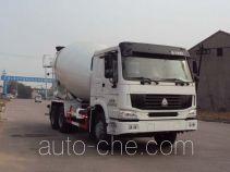 仙达牌XT5250GJBZZ38G4型混凝土搅拌运输车