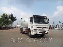 唐鸿重工牌XT5250GJBZZ40EL型混凝土搅拌运输车